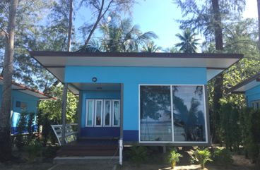 Container Beach Bungalow