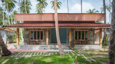 Coconut Garden Family bungalows